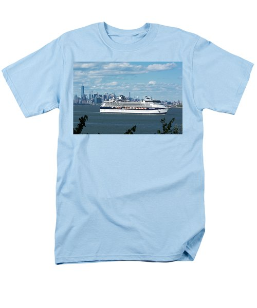 Celebrity Summit Men's T-Shirt  (Regular Fit) by Kenneth Cole