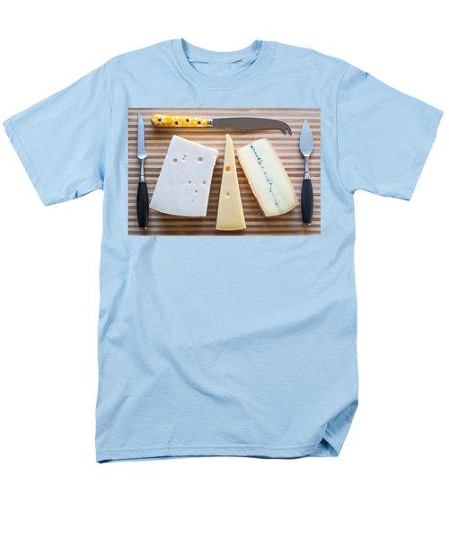 Men's T-Shirt  (Regular Fit) featuring the photograph Cheese Board by Ari Salmela