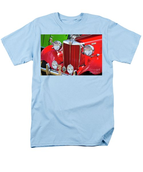 Men's T-Shirt  (Regular Fit) featuring the photograph Chillipepper 1952 Mg by Chris Dutton
