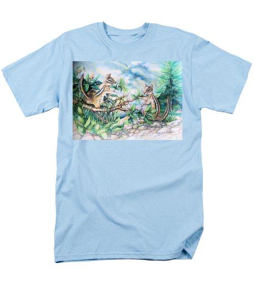 Chipmunk Men's T-Shirt  (Regular Fit)