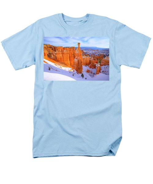 Men's T-Shirt  (Regular Fit) featuring the photograph Classic Bryce by Chad Dutson