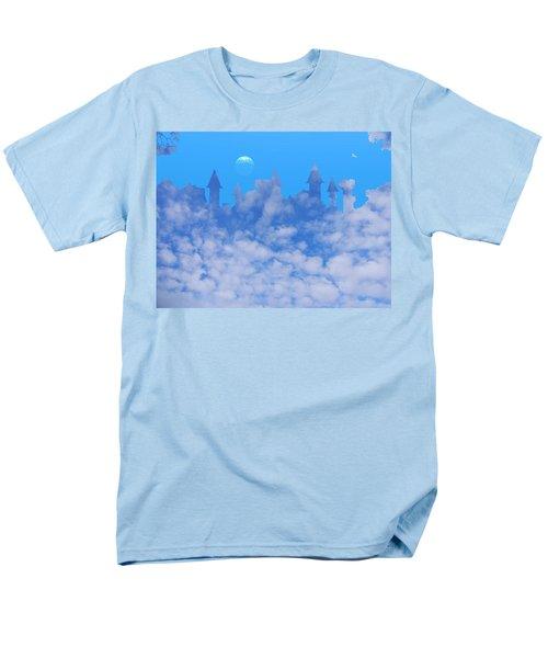 Cloud Castle Men's T-Shirt  (Regular Fit) by Mark Blauhoefer