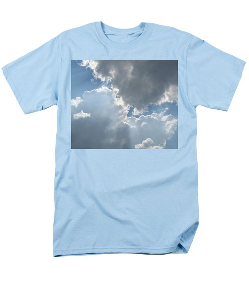Clouds 1 Men's T-Shirt  (Regular Fit) by Barbara Yearty