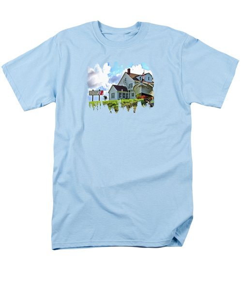 Coast Guard City Usa Men's T-Shirt  (Regular Fit)