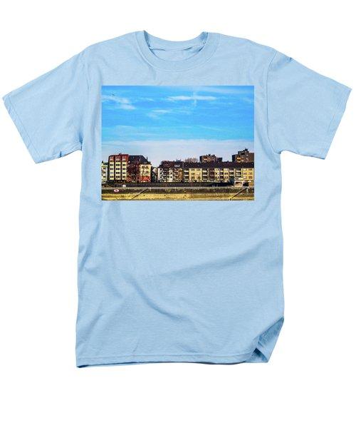 Cologne City Men's T-Shirt  (Regular Fit) by Cesar Vieira
