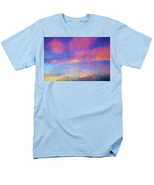 Color Abstraction Xlviii - Sunset Men's T-Shirt  (Regular Fit)