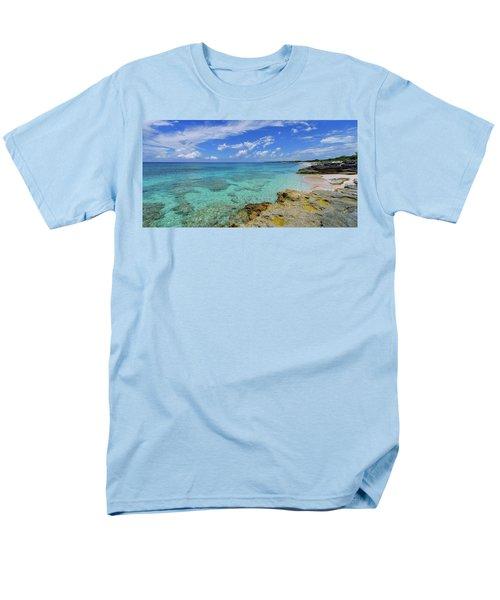Color And Texture Men's T-Shirt  (Regular Fit)