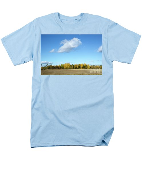 Colorful Landscape Men's T-Shirt  (Regular Fit) by Kennerth and Birgitta Kullman