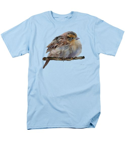 Colourful Sparrow Men's T-Shirt  (Regular Fit) by Bamalam  Photography