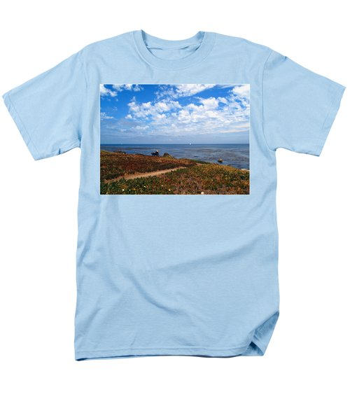 Men's T-Shirt  (Regular Fit) featuring the photograph Come Sit With Me by Joyce Dickens
