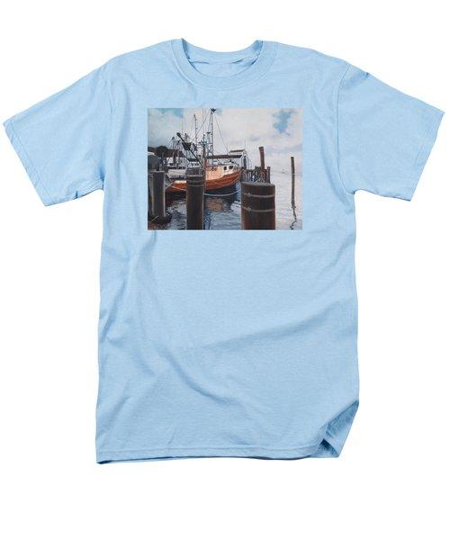 Coming Home Men's T-Shirt  (Regular Fit) by Barbara Barber