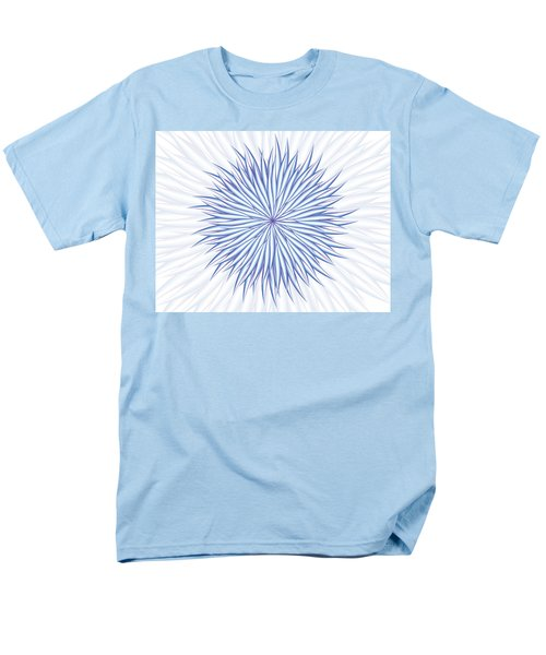 Men's T-Shirt  (Regular Fit) featuring the digital art Consontrate by Jamie Lynn
