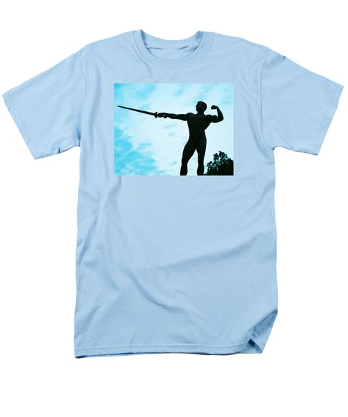 Contrast Men's T-Shirt  (Regular Fit) by Jake Hartz