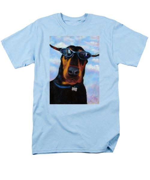 Cool Dob Men's T-Shirt  (Regular Fit) by Billie Colson