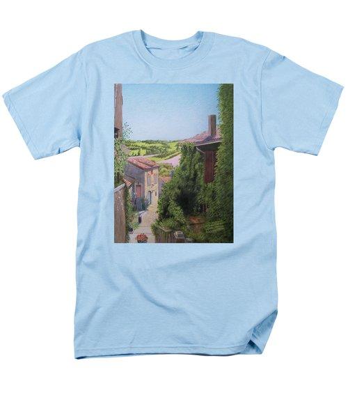 Cordes Sur Ciel Men's T-Shirt  (Regular Fit)