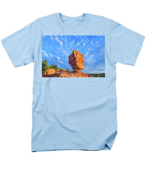 Counterpoise  Men's T-Shirt  (Regular Fit) by Bijan Pirnia