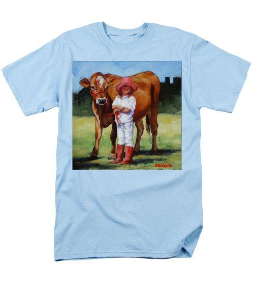 Cowgirl Besties Men's T-Shirt  (Regular Fit)