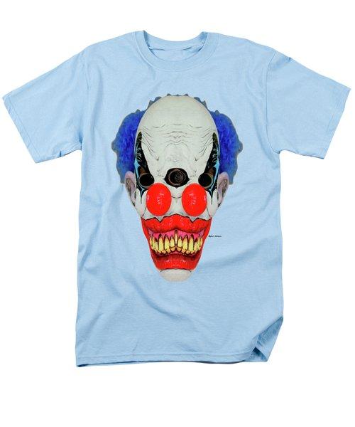 Creepy Clown Men's T-Shirt  (Regular Fit) by Rafael Salazar