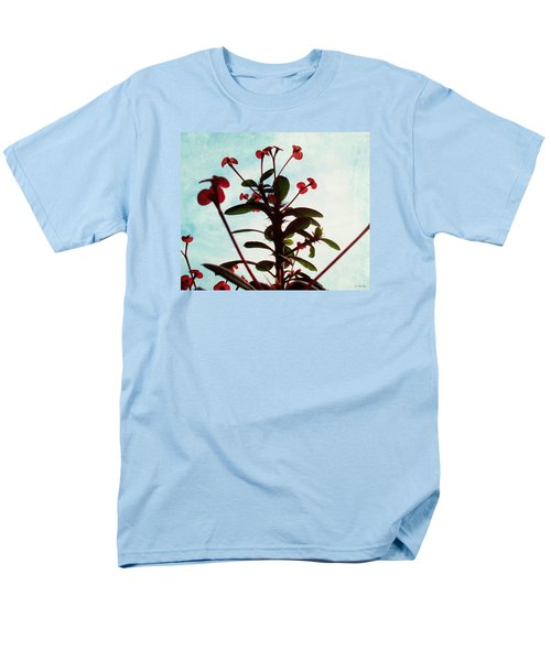 Men's T-Shirt  (Regular Fit) featuring the photograph Crown Of Thorns by Shawna Rowe