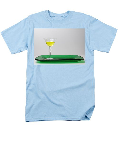 Men's T-Shirt  (Regular Fit) featuring the photograph Dandelion Wine by Susan Capuano