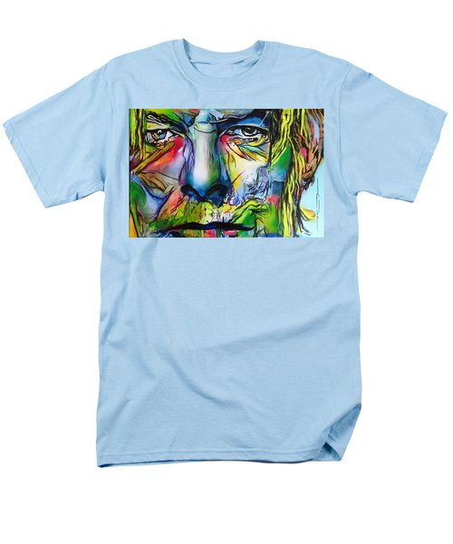 David Bowie Men's T-Shirt  (Regular Fit) by Eric Dee