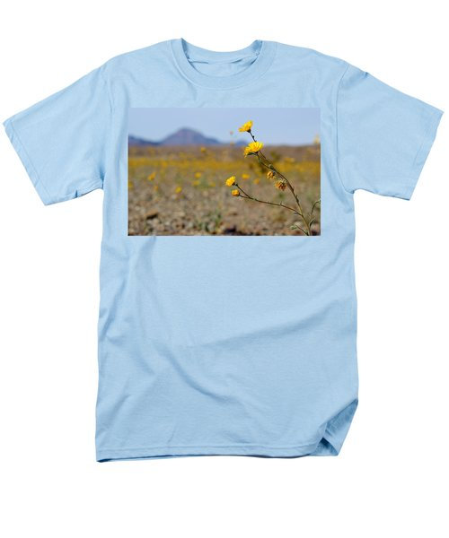 Death Valley Superbloom 501 Men's T-Shirt  (Regular Fit) by Daniel Woodrum
