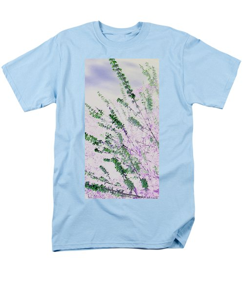 Men's T-Shirt  (Regular Fit) featuring the photograph Delicacy by Lenore Senior