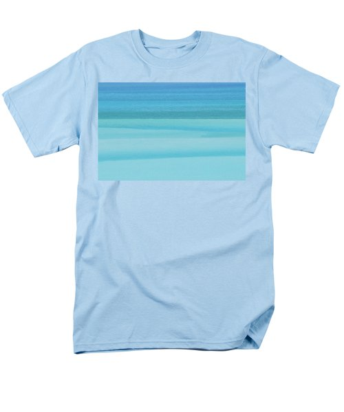 Men's T-Shirt  (Regular Fit) featuring the photograph Depth Perception by Az Jackson