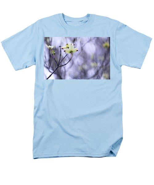 Dogwood Men's T-Shirt  (Regular Fit) by Tammy Schneider
