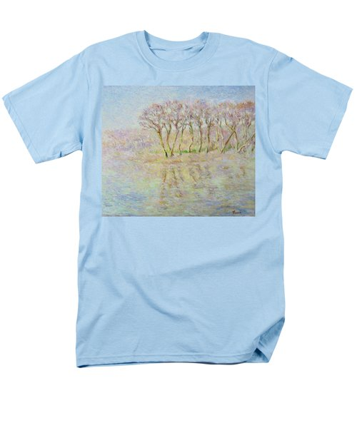 Dordogne, Beynac Et Cazenac Men's T-Shirt  (Regular Fit) by Pierre Van Dijk