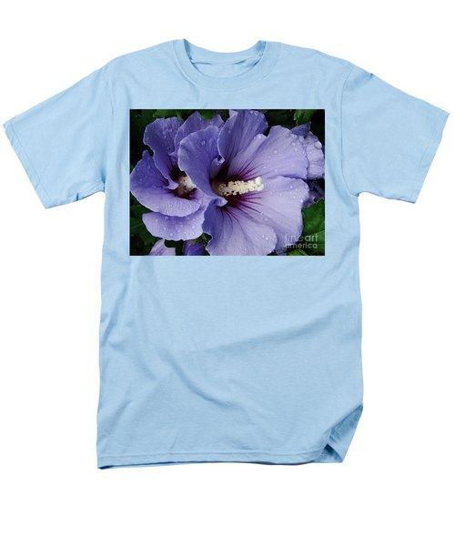 Double Trouble Men's T-Shirt  (Regular Fit) by Priscilla Richardson