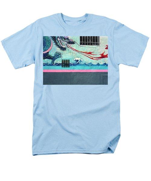 Dragon Breath Men's T-Shirt  (Regular Fit)