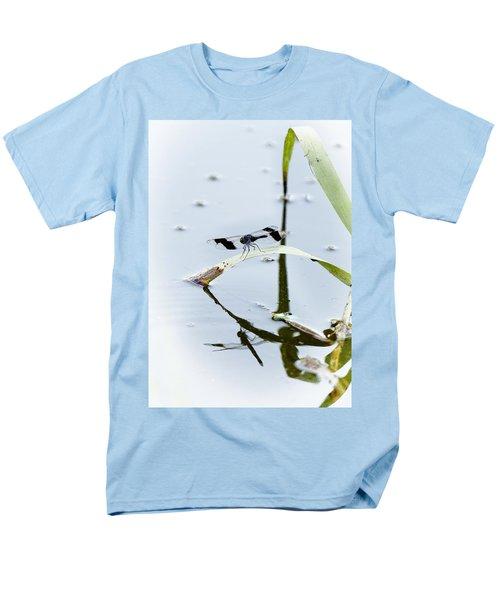 Dragon Fly Men's T-Shirt  (Regular Fit) by Patrick Kain