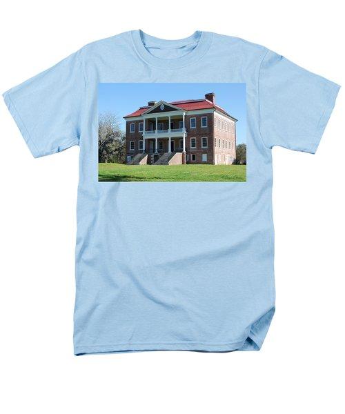 Drayton Hall Men's T-Shirt  (Regular Fit) by Gordon Mooneyhan