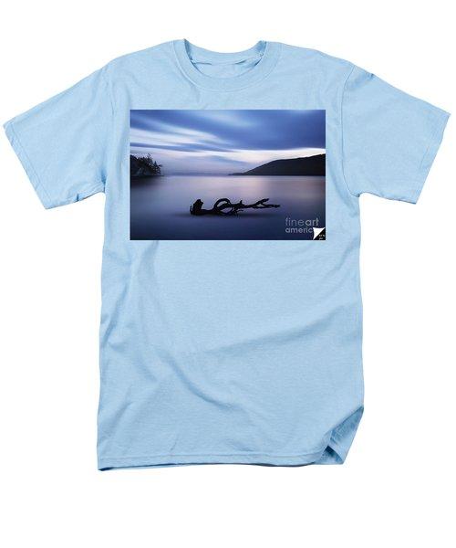 Men's T-Shirt  (Regular Fit) featuring the photograph Driftwood by Jim  Hatch