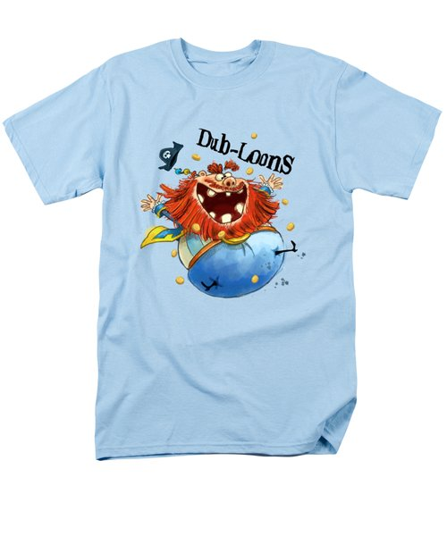 Dub-loons Men's T-Shirt  (Regular Fit) by Andy Catling