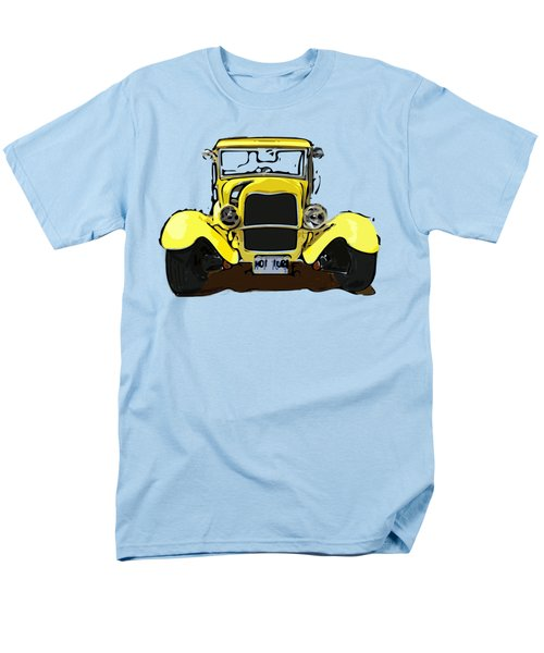 Early 1930s Ford Yellow Men's T-Shirt  (Regular Fit)