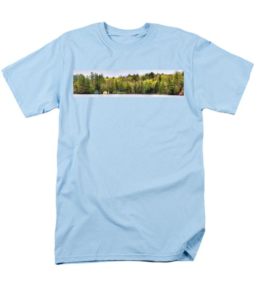 Early Spring Panorama Men's T-Shirt  (Regular Fit) by David Patterson