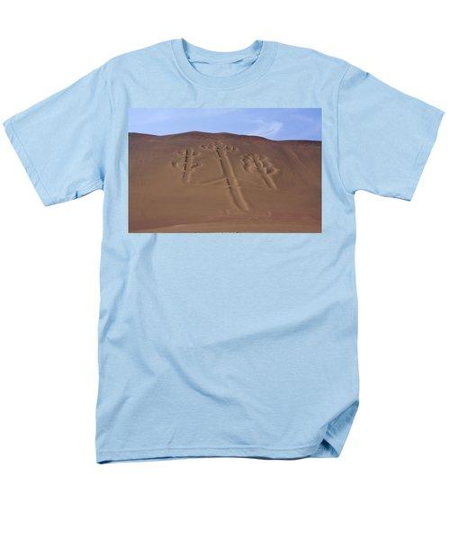 El Candelabro Peru Men's T-Shirt  (Regular Fit) by Aidan Moran