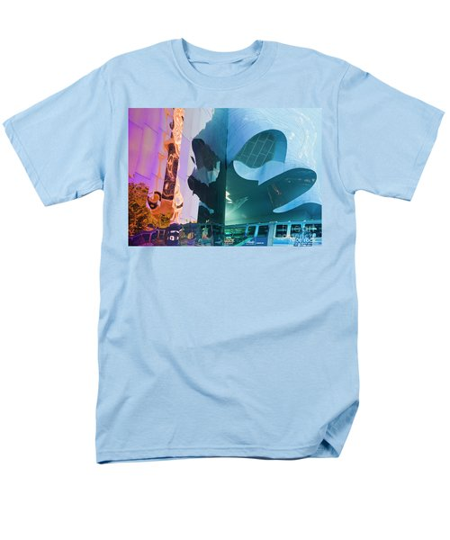 Men's T-Shirt  (Regular Fit) featuring the photograph Emp Psychadelic by Chris Dutton