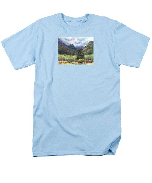 Encroaching Clouds Men's T-Shirt  (Regular Fit)