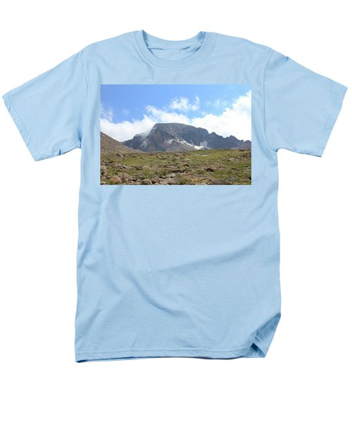 Entering The Boulder Field Men's T-Shirt  (Regular Fit) by Christin Brodie