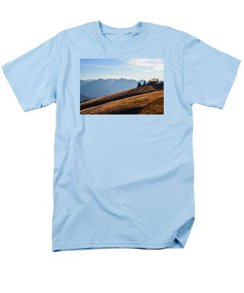 Evening Light Men's T-Shirt  (Regular Fit) by Ronda Broatch