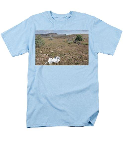Men's T-Shirt  (Regular Fit) featuring the photograph Expired by Jenessa Rahn