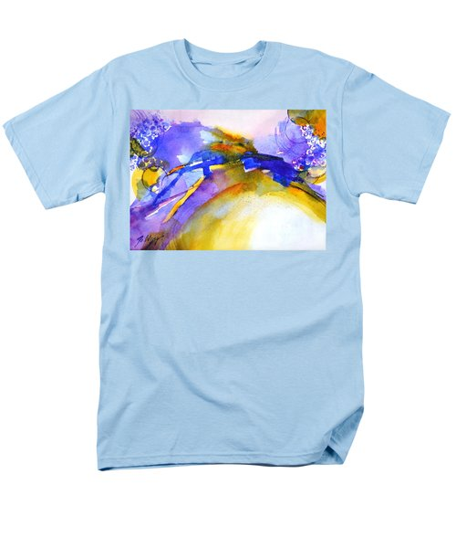 Expressive #3 Men's T-Shirt  (Regular Fit) by Betty M M Wong