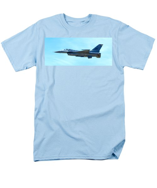 F16 Men's T-Shirt  (Regular Fit) by Greg Fortier