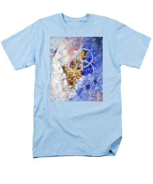 Fairground Men's T-Shirt  (Regular Fit) by Lynda Cookson