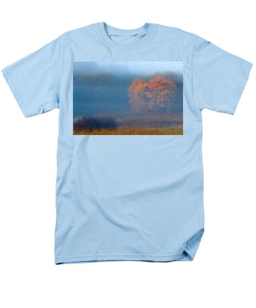 Falltime In The Meadow Men's T-Shirt  (Regular Fit) by Scott Holmes