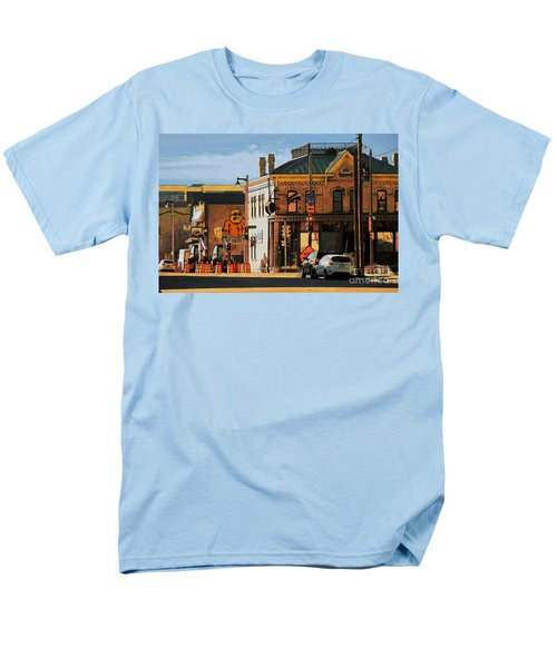 Fat Daddy's Men's T-Shirt  (Regular Fit) by David Blank