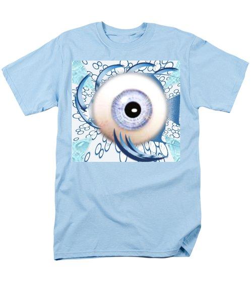 Fish Eye Men's T-Shirt  (Regular Fit)